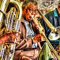 Excelsior Band 3 Piece by Michael Thomas