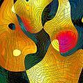 Exchange Of Views by Klara Acel