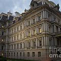 Executive Office Building by Carol Ailles
