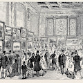 Exhibition Of The City Of London Society Of Artists by English School