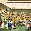 Exhibition Of Watercoloured Drawings by T and Pugin and AC Rowlandson