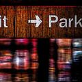 Exit Park by Bob Orsillo