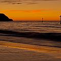 Exmouth Sunrise - Devon by Pete Hemington
