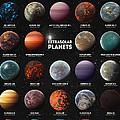 Exoplanets by Zapista
