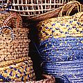 Exotic Baskets by Michael Fenton