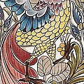 Exotic Bird by William Morris