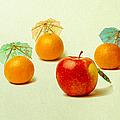 Exotic Fruit by Alexander Senin