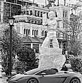 Exotic New Orleans Monochrome by Steve Harrington