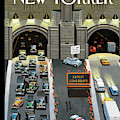 Expect Long Delays by Bruce McCall
