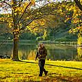 Exploring Autumn Light by Steve Harrington