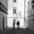 Exploring Prague by John Rizzuto