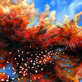 Explosion In The Sky by Christopher Lyter