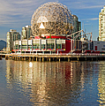 Expo '86 Expo Centre - Science World by David Oberman