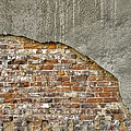 Exposed Brick by Richard Gregurich