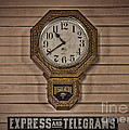 Express And Telegrams by Mitch Shindelbower
