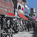 Extras The Great White Hope Set Recreation Reno Nevada July 4th 1910  by David Lee Guss