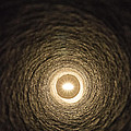 Eye At The End Of The Tunnel by Dean Ginther