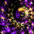 Eye Of The Swirling Dream by Hakon Soreide