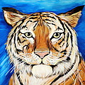 Eye Of The Tiger by Meganne Peck
