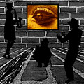 Eye On The Wall by Barbara St Jean
