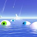 Eye Tide by Lars Lentz
