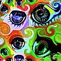 Eyecandy by Gwyn Newcombe