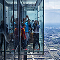 Eyes Down From The 103rd Floor Neighbors by Thomas Woolworth