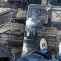 Eyes Down From The 103rd Floor One Big Step by Thomas Woolworth