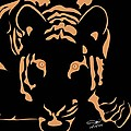 Eyes Of A Tiger 3 by Hope Linton