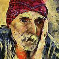 Eyes Of Sadness by Georgiana Romanovna