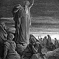 Ezekiel Prophesying by Celestial Images