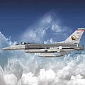 F-16c Falcon by Arthur Eggers
