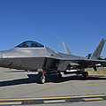F-22 Raptor 2 by Tommy Anderson