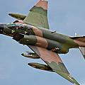 F-4 Phantom II by Bill Lindsay