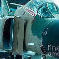 F-4 Phantom II by Rich Priest