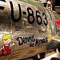 F-86d Sabre Dennis The Menace by Dan Sproul