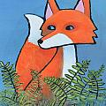 F Is For Fox by Melissa Peterson