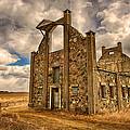 F. Schott Stone Barn  by Craig Voth