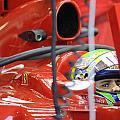 F1 Driver Felipe Massa by Rafa Rivas