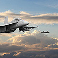 F18 - Super Hornet by Pat Speirs