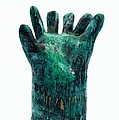 Fabulas Malachite Hand by Mark M  Mellon