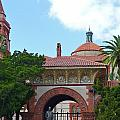 Fabulous Flagler College by Denise Mazzocco