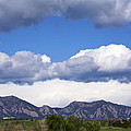 Fabulous Flatirons by Marilyn Hunt