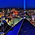 Fabulous Las Vegas by Benjamin Yeager