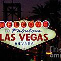 Fabulous Las Vegas by John Malone