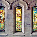 Fabulous Pigott Building  Stained Windows  by Danielle  Parent