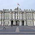 Facade Of A Museum, State Hermitage by Panoramic Images