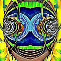 Face Imagination by Prosper Abitbol