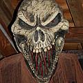 Face Of Death by John Telfer