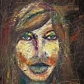 Faces 18 by Christina Naman